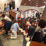 Koç Üniversitesi İlk Yardım Bilgilendirme ve İlk Yardım Uygulamaları Etkinliği